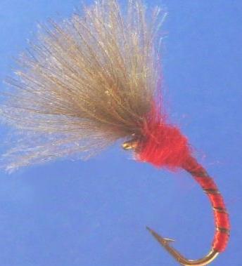 Buzzer / cdc shuttlecock /Red #14  /cd14