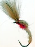 Buzzer / cdc shuttlecock /Natural hare's ear  #12 /cdc 7