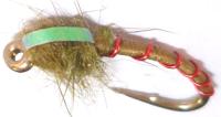 Buzzer flashback-  Olive Hares ear #14 [BST4]