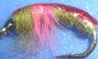 Czech nymph-0live - Pink  [SH12]