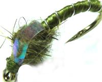 Buzzer flashback-  Olive Hares ear #10 [BST6]
