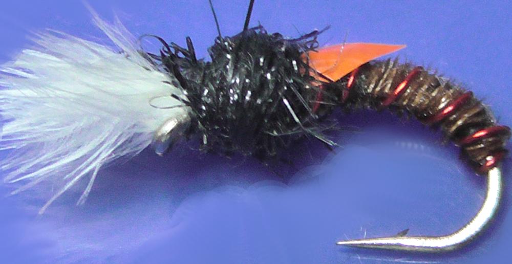 Buzzer Emerger #12 Grub hook [BST8]