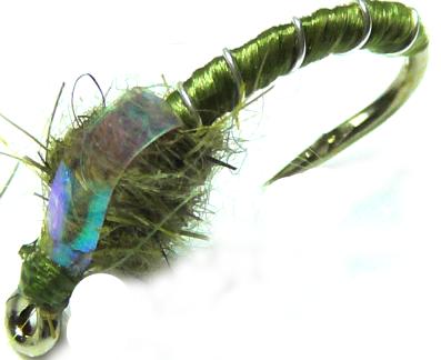Buzzer flashback-  Olive Hares ear #12 [BST6]