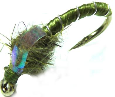 Buzzer flashback-  Olive Hares ear #14 [BST6]