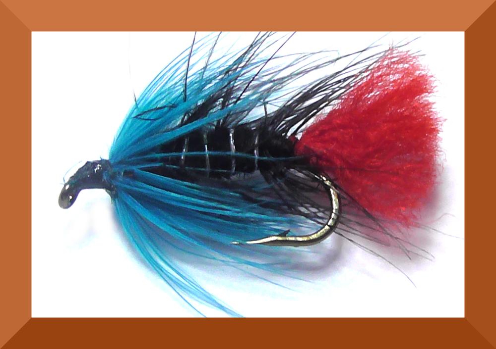 Blue Zulu,#14  (W35)