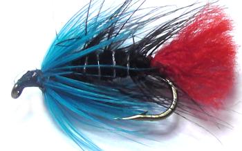 Blue Zulu,#10  (W35)