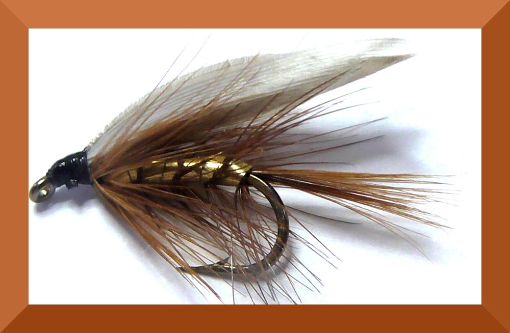 Wickham's Fancy,wet fly  (W 36)