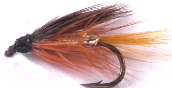 Dunkeld,Sea trout  fly  #12 (ST3)
