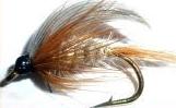 GR Hares Ear Wet fly #10 (W4)