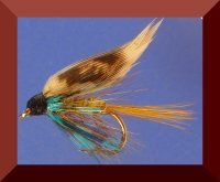 Invicta wet fly #10 (W22)