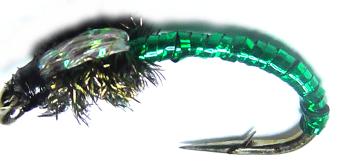 Blakestone-Buzzer-Green holographic #12 [BL12]