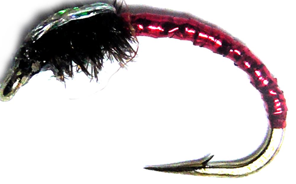 Blakestone-Buzzer-Red holographic #12 [BL13]
