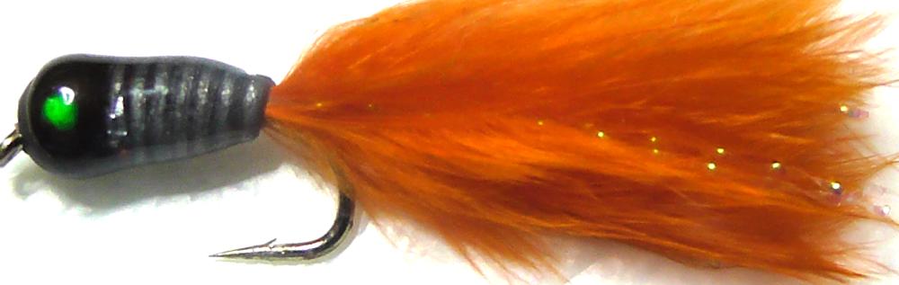Stalking bug /Orange and Black  / SB 17