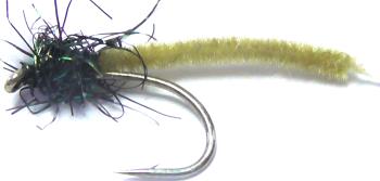 Buzzer ,Palomino midge Olive [BST15]