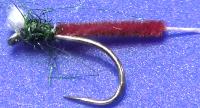 Buzzer ,Palomino midge Red [BST16]