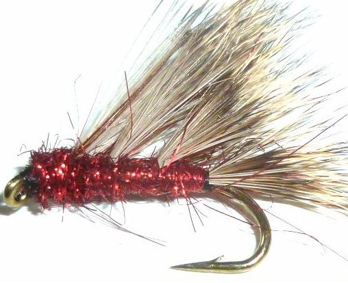 Sedgehog- Metalic Red  [H 17]