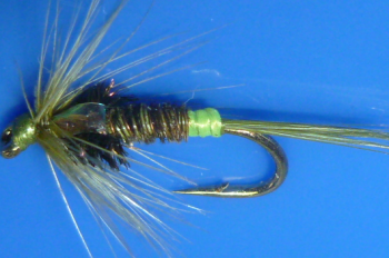 Cruncher,Olive /Green tag #12 [CR18]