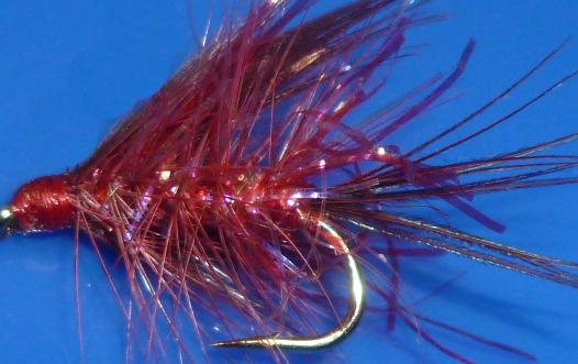 Dabbler,Claret,UV Straggle [DAB  11]