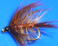Dabbler,Fiery Brown  #10 [DAB  14]