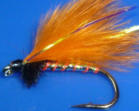 Cormorant,Orange  / Pearl [cor 25]