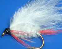 Cats whisker,White /Red#12 [CAT22]