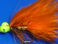 Cats whisker,Orange/Yellow Head #12 [CAT24]