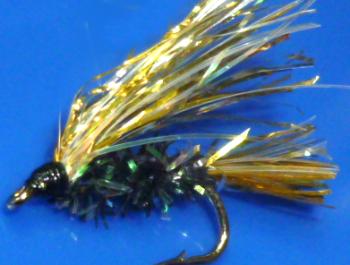 Black Sparkler/Silver / Gold  [SP2]