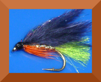 ,Black/Gold/Green Lure [L6]
