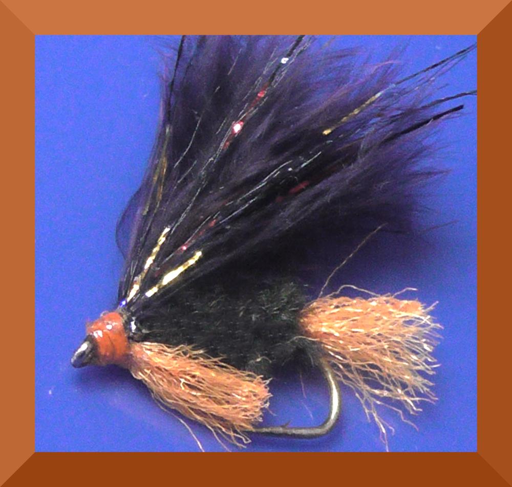,Black/Orange  Lure [L7]