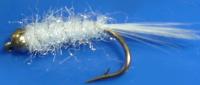 White Gold head , nymph /N45