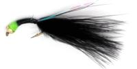 Buzzer- Nugget-Gold head-black-green-Tailed #12 [BH14]