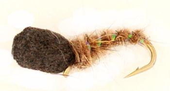 Hares ear,  Buzzer-suspender ,Pearl rib- #12 [FB 16]