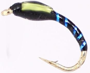 Buzzer,Blue rib #12 [BV 40]
