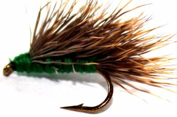 Sedge-hog,  Green [H2]