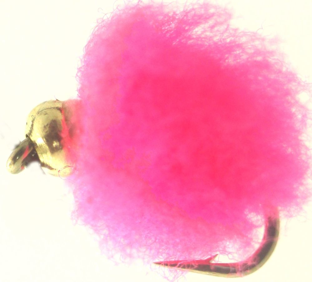 HOT PINK Eggstasy  egg  - Weighted  / E76