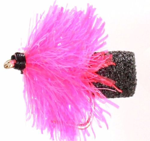 FAB -Cerise Pink and Black / F 9