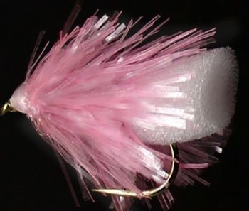 FAB -  Candyfloss Pink and White / F11