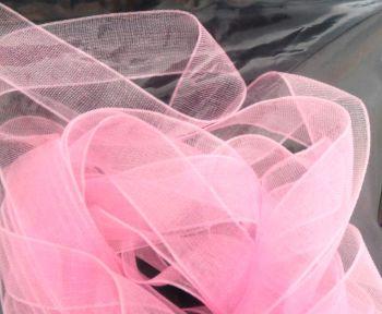 Organza 2 mtr  Pink