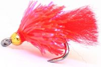 Blob,jelly,Red,Barbless Goldhead /BL45