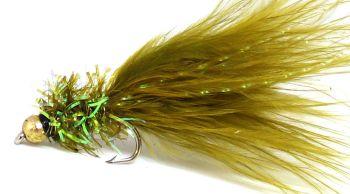 Gold head fritz Olive [F1]
