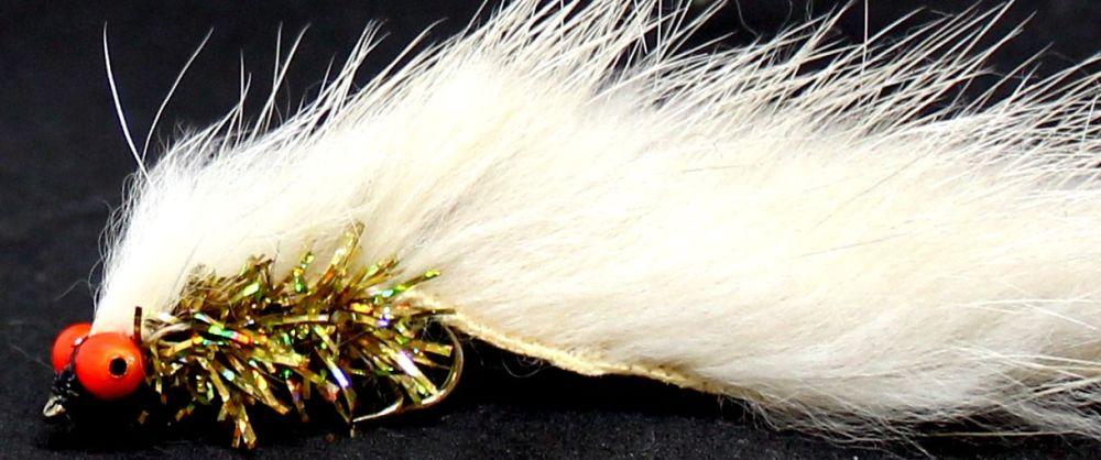 Minky-White /Gold /Hot head  /M20