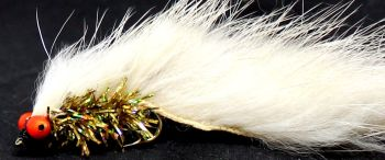 Minky-White /Gold /Hot head  /M20