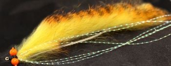 Snake fly-Tiger barred Yellow /Orange ,Orange hot head [SF 21]