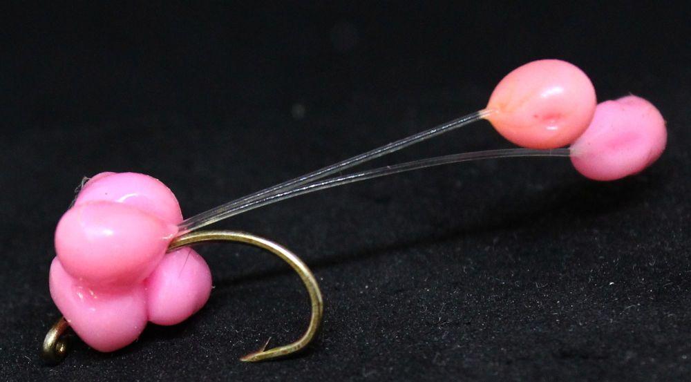 Pink  Wiggle  Egg  / E136