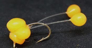 Orange  Wiggle  Egg  / E138