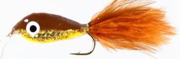 Epoxy minow  Brown /gold]    [em 1]