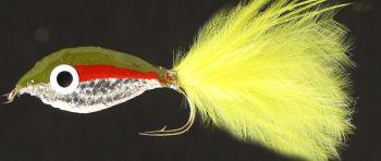 Epoxy minow  Perch red stripe   [em 3]
