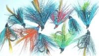 Irish Bumble's x 10 Trout flies