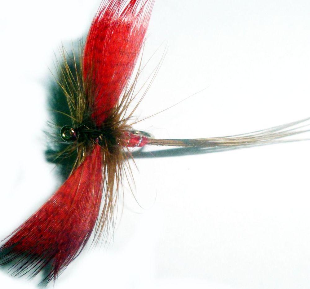 Mayfly ,Red Drake [M3]