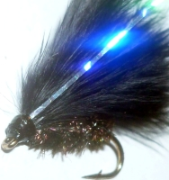 Cormorant Black and silver [cor 16]